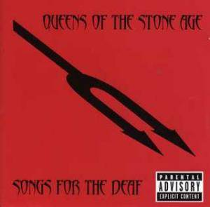 Queens Of The Stone Age: Songs For The Deaf (CD + DVD) - Bild 1
