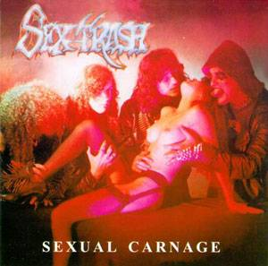 Sextrash: Sexual Carnage - Cover