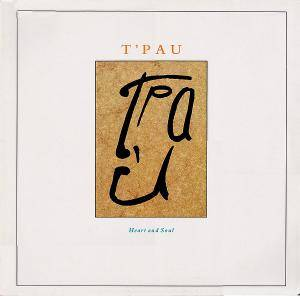 T'Pau: Heart And Soul - Cover