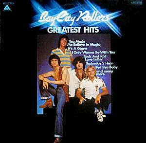 Bay City Rollers: Greatest Hits - Cover