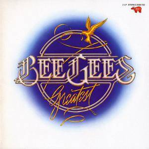 Bee Gees: Greatest (RSO) - Cover