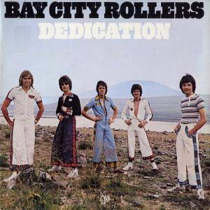 Cover - Bay City Rollers: Dedication