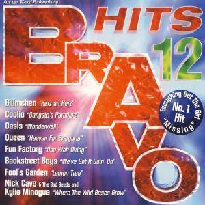Cover - 20 Fingers Feat. Katrina: Bravo Hits 12