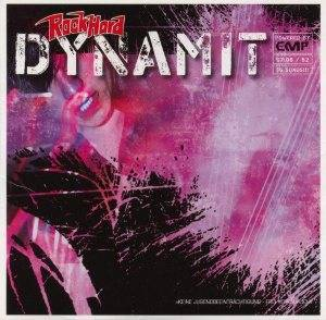 Rock Hard - Dynamit Vol. 52 - Cover