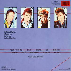 Mr. Mister: Welcome To The Real World (LP) - Bild 5