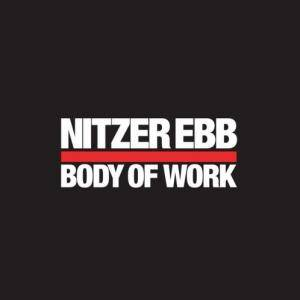 Nitzer Ebb: Body Of Work (1984-1997) - Cover