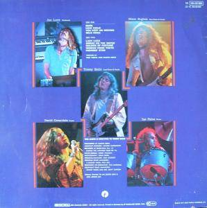 Deep Purple: Last Concert In Japan (LP) - Bild 2