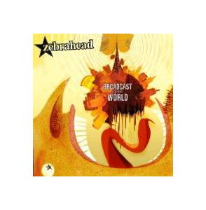 Cover - Zebrahead: Broadcast To The World