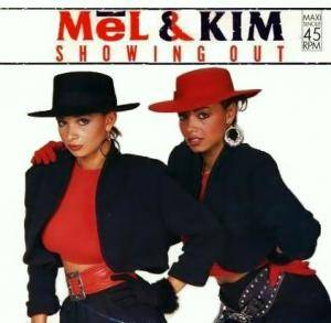 Mel & Kim: Showing Out - Cover