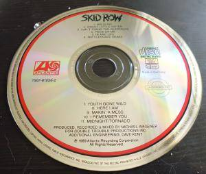 Skid Row: Skid Row (CD) - Bild 3