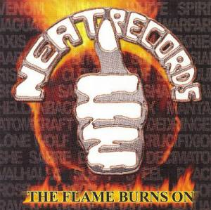 Cover - Aragorn: Flame Burns On - The Best Of Neat Records, The