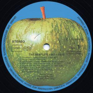 The Beatles: 1967-1970 (2-LP) - Bild 4