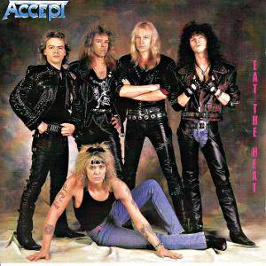 Accept: Eat The Heat (CD) - Bild 1