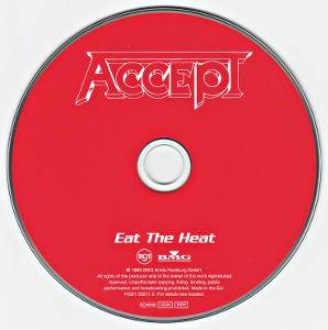 Accept: Eat The Heat (CD) - Bild 5