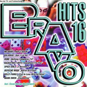 Cover - Marquis Feat. Brixx: Bravo Hits 16