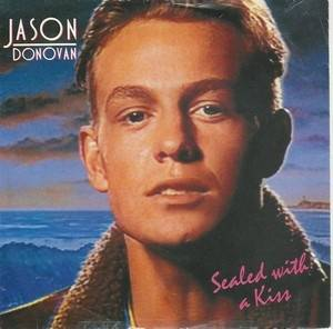 Jason Donovan: Sealed With A Kiss - Cover