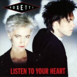 Roxette: Listen To Your Heart - Cover