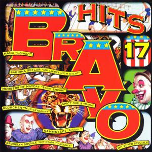 Cover - Various Artists/Sampler: Bravo Hits 17