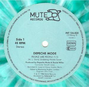"Depeche Mode: People Are People (12"") - Bild 3"