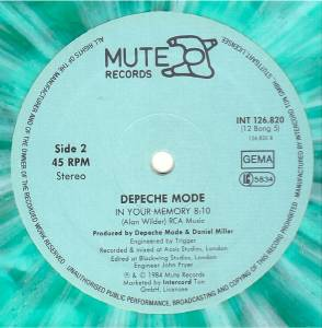 "Depeche Mode: People Are People (12"") - Bild 4"