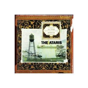 The Ataris: So Long, Astoria - Cover