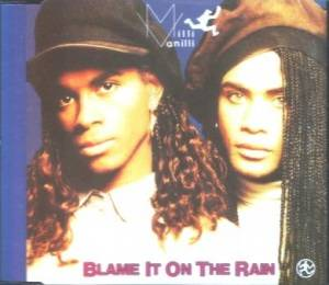 Milli Vanilli: Blame It On The Rain - Cover