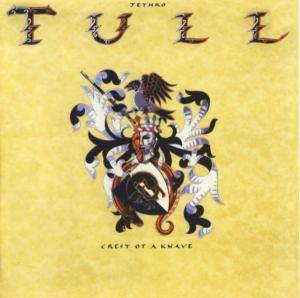 Jethro Tull: Crest Of A Knave - Cover