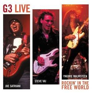 G3: Rockin' In The Free World - Cover