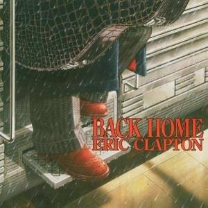 Eric Clapton: Back Home - Cover