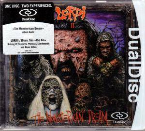 Lordi: Monsterican Dream, The - Cover