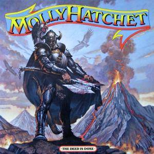 Cover - Molly Hatchet: Deed Is Done, The