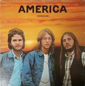 America: Homecoming - Cover
