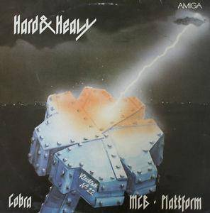 Plattform / MCB / Cobra: Kleeblatt Nr. 22 Hard & Heavy (Split-LP) - Bild 1