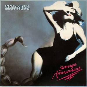 Scorpions: Savage Amusement (LP) - Bild 1