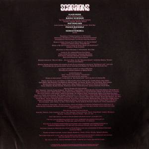 Scorpions: Savage Amusement (LP) - Bild 6
