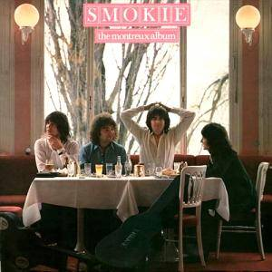 Smokie: Montreux Album, The - Cover