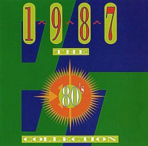 Cover - Steve Winwood: 80's Collection - 1987, The