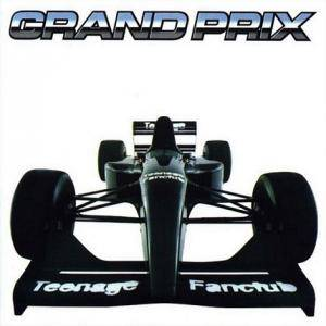 Teenage Fanclub: Grand Prix - Cover
