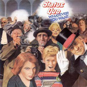 Status Quo: Whatever You Want (LP) - Bild 1