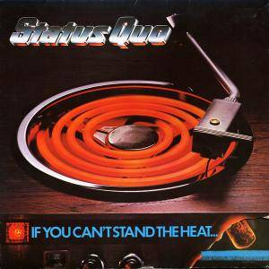 Status Quo: If You Can't Stand The Heat... - Cover