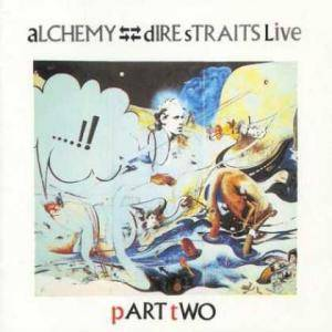 Dire Straits: Alchemy Part Two - Cover