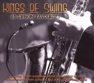 Kings Of Swing - 48 Swingin' Favourites - Cover
