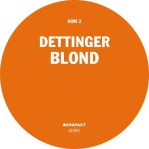 Cover - Dettinger: Blond