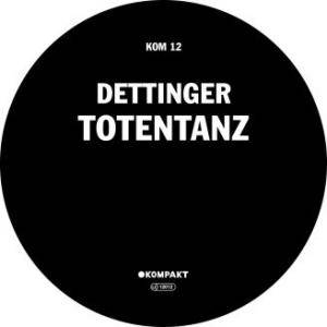 Cover - Dettinger: Totentanz