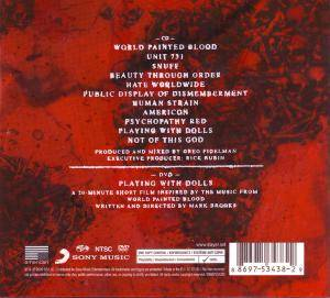 Slayer: World Painted Blood (CD + DVD) - Bild 2