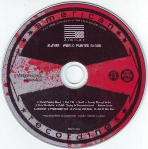 Slayer: World Painted Blood (CD + DVD) - Bild 5