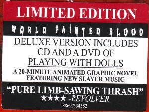 Slayer: World Painted Blood (CD + DVD) - Bild 7