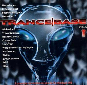 Cover - Divino: Trance Base Vol. 5
