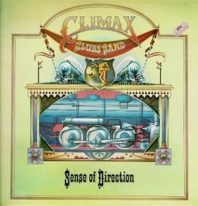 Climax Blues Band: Sense Of Direction - Cover
