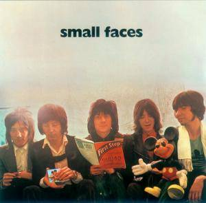 Cover - Small Faces: First Step
